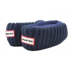 Calcetin polar para niño canale azul