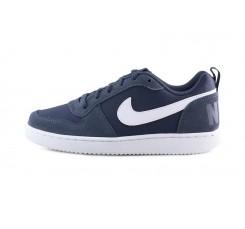 Deportiva azul con cordón Borough Nike