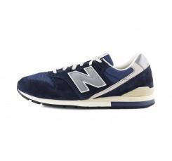 Deportiva con cordón azul N plata CM996 New Balance
