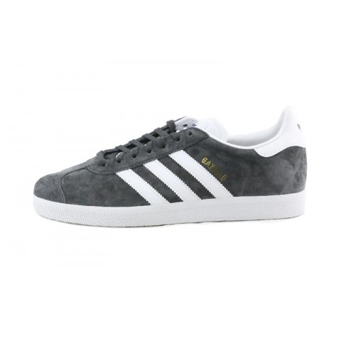Zapatilla ante gris Adidas Gazelle