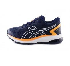 Deportiva running azul con cordón Asics Gt-10009