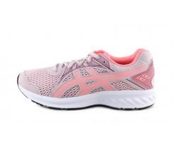 Deportiva running rosa con cordón Jolt 2 gs Asics