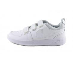 Deportiva total blanca velcro Piconew de Nike