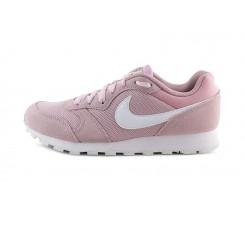 Deportiva rosa con cordón Nike Runner