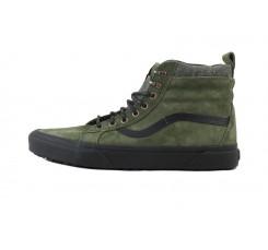 Bota ante kaki con cordón Vans SK8-HI