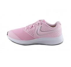Deportiva rosa con cordón Starrunner nike