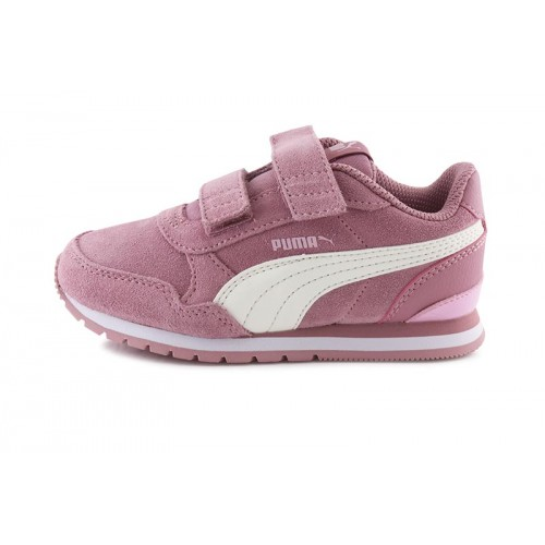 Deportiva rosa con velcro V2RUNNER Puma