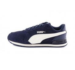 Deportiva azul con cordón V2RUNNER Puma