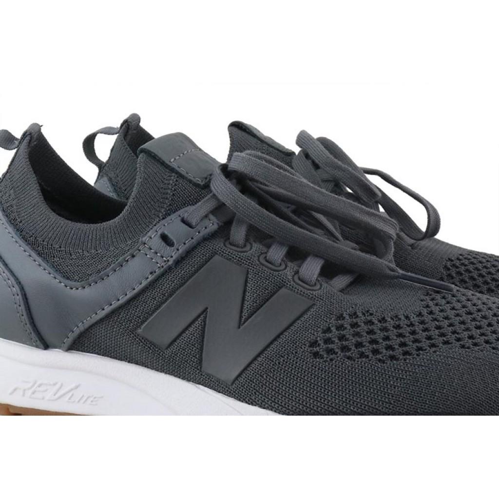 Deportiva gris con la N gris New Balance WRL247