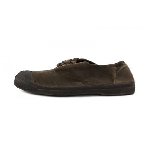 Zapatilla micropana marrón claro Bensimon