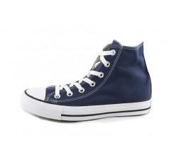Bota de lona azul Converse