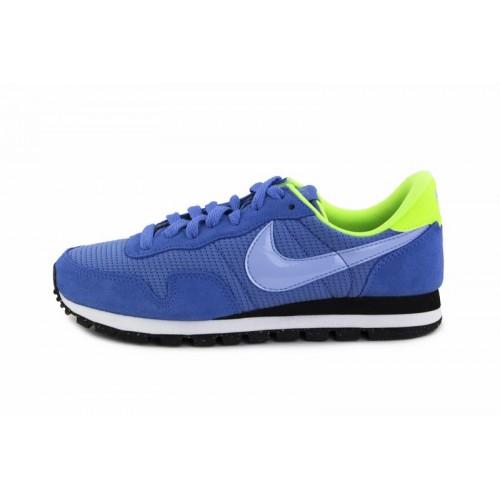 Deportiva azul jeans con símbolo azul claro Nike Airpegasus