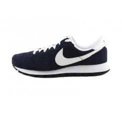 Deportiva en ante azul con simbolo blanco Nike Airpegasus