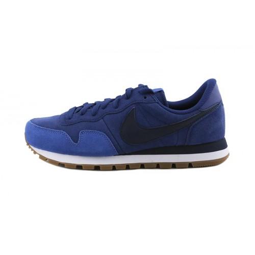 Deportiva ante azulón con simbolo azulón con cordón Nike Airpegasus