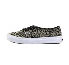 Zapatilla de lona animal print Vans