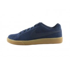 Deportiva ante azul piso caramelo Nike Cour Troyale