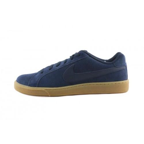 Deportiva ante azul piso caramelo Nike Cour Troyale