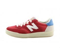 Zapatilla roja con N blanca CRT300 New Balance