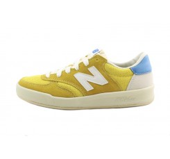 Zapatilla amarilla con N blanca CRT300 New Balance