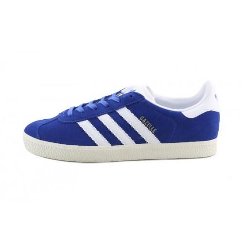 Zapatillas ante azulón modelo Gazelle Adidas