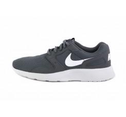 Deportiva gris oscuro con símbolo blanco Nike Kaishi