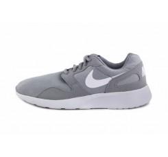 Deportiva gris claro con símbolo blanco Nike Kaishi