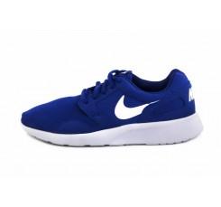 Deportiva azulón con símbolo blanco Nike Kaishi