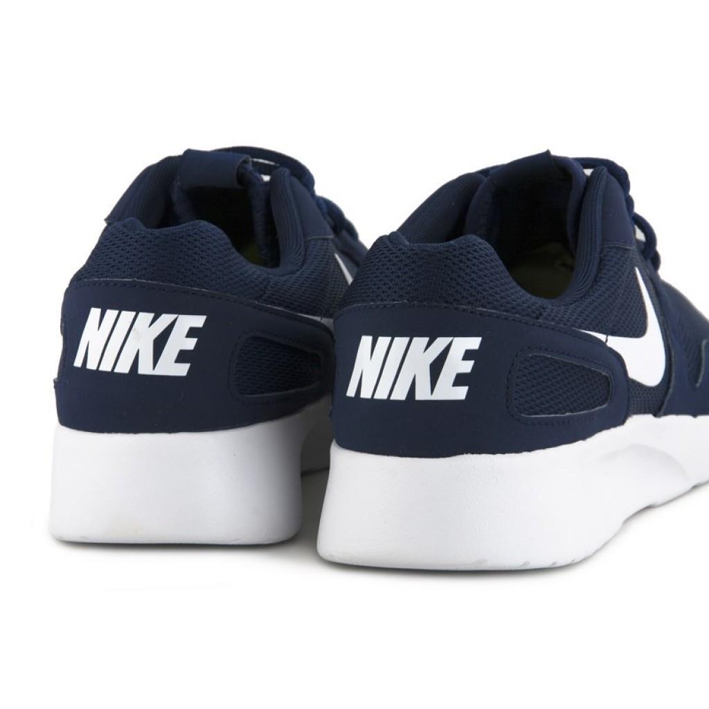 Deportiva azul con simbolo blanco Nike Kaishi
