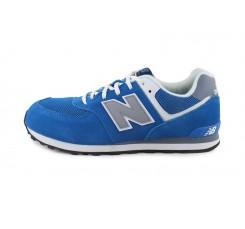 Deportiva azulón con cordón KL574 New Balance