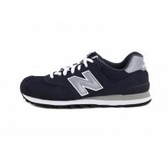 Deportiva azul con N plateada M574NN New Balance