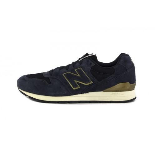 Deportiva azulón con N azul/dorada MRL996HB New Balance