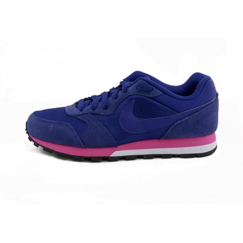Deportiva azul/morado Nike Runner
