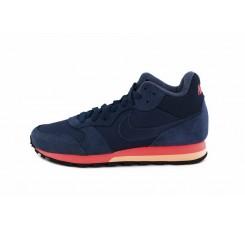 Deportiva botín azul jeans Nike Runnermid