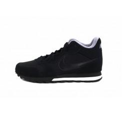 Deportiva botín negro Nike Runnermid