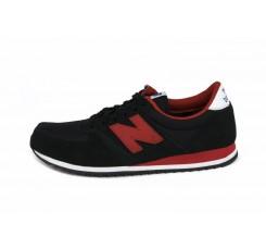 Deportiva negra con N roja U420NRK New Balance
