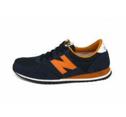 Deportiva azul con N naranja U420SNYN New Balance