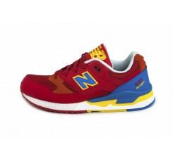 Deportiva roja con N azul W530PIM New Balance