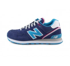 Deportiva azul WL574 New Balance