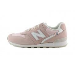 Deportiva ante rosa con cordón WR996 New Balance