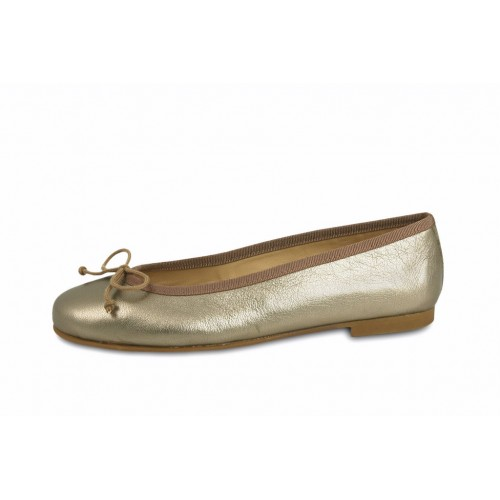 Bailarina piel bronce con lazo Jeromín