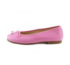 Bailarina piel rosa chicle con lazo Jeromín