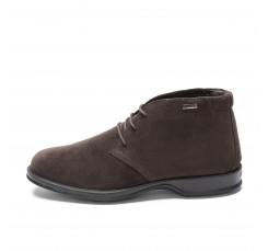 Bota goretex serraje marrón con cordón 8111644 Igi&Co