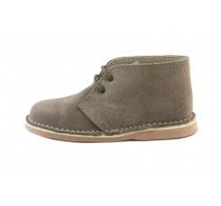 Bota Safari Junior ante taupe Jeromin