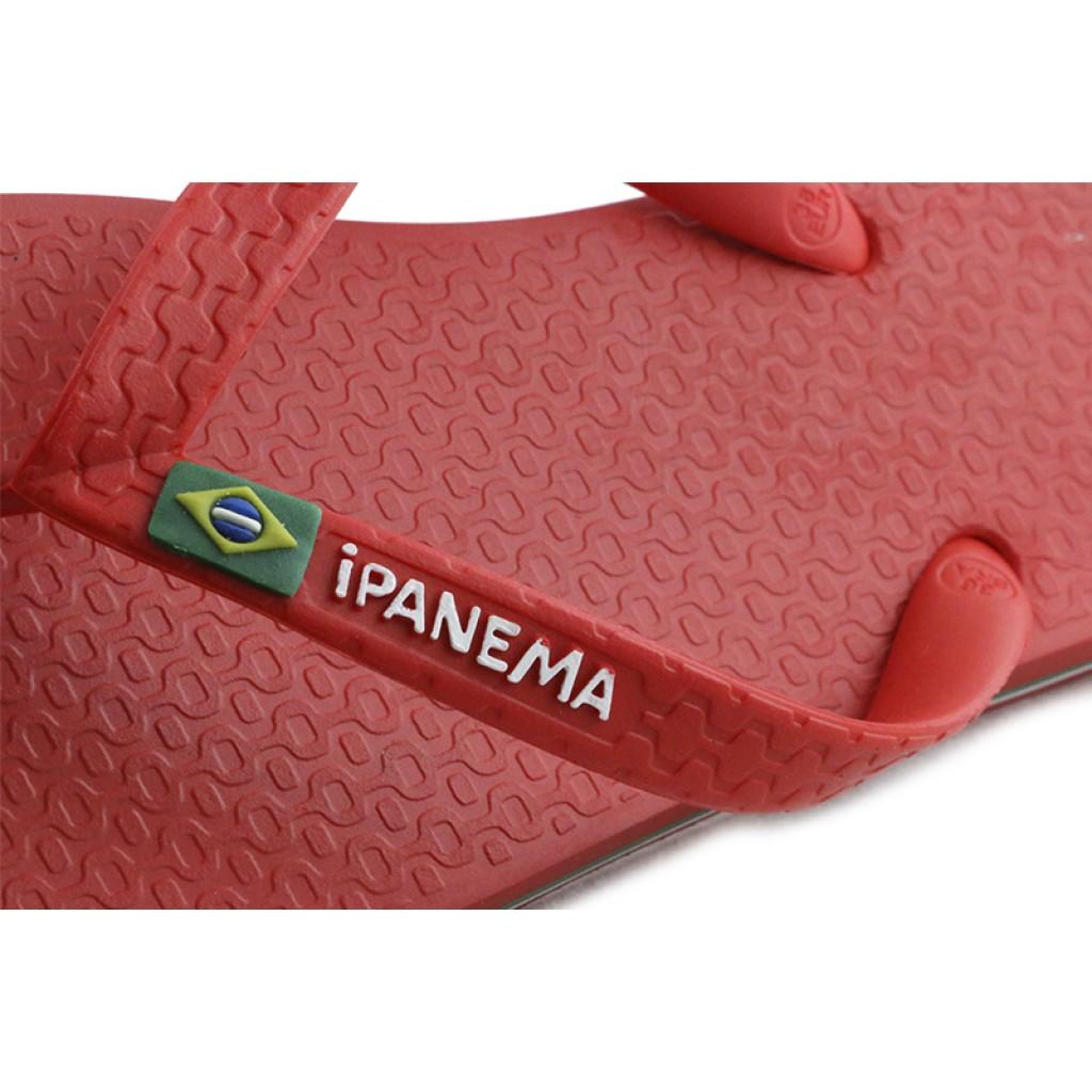 Chancla de dedo rojo Ipanema