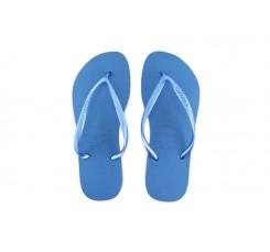 Chancla de dedo azul jeans Slim Havaiana