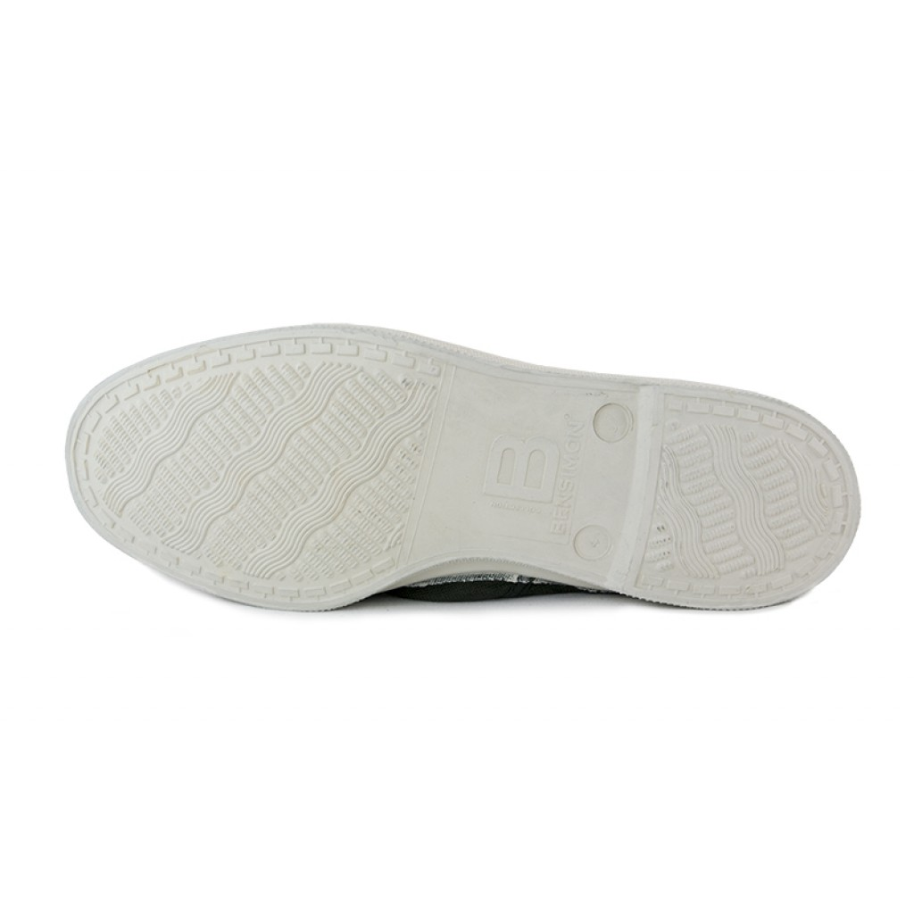 Lona kaki cordón Bensimon