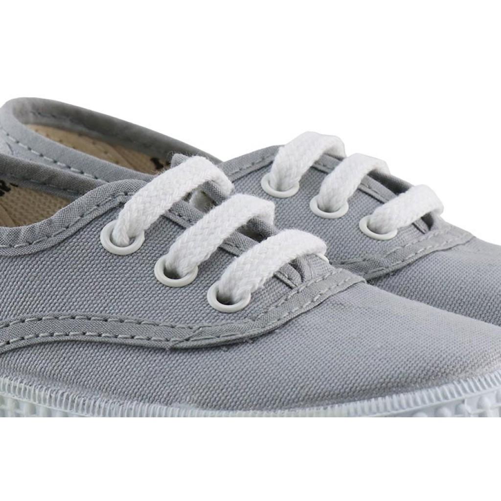 Lona gris claro cordón Victoria
