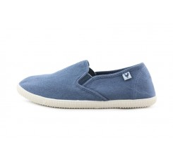 Lona kung fu azul jeans  Walk In Pitas