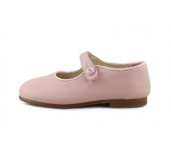 Mercedita piel rosa bailarina con botón Jeromín