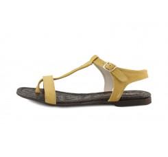 Sandalia ante mostaza de dedo Balis Jeromin